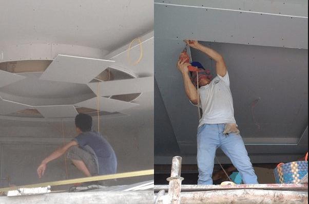 Thợ làm thạch cao tại quận 6