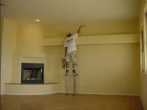 Thợ sơn nhà tại quận 10 – Thi công sơn nhà giá rẻ