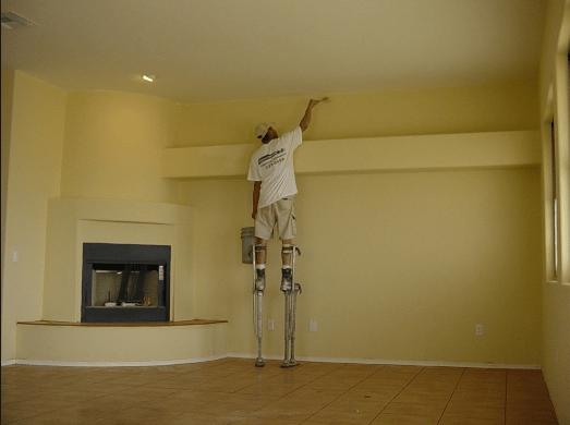Thợ sơn nhà tại quận 10