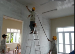 Thợ sơn nhà tại quận tân phú – thi công sơn nhà giá đẹp
