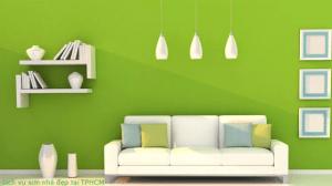 Dịch vụ sơn nhà tại quận 1 – Thi công sơn nhà giá rẻ