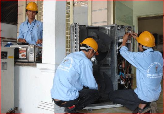 Dịch vụ sửa điện tại nhà tphcm