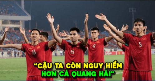 Quang Hải hay đấy nhưng đây mới là ngôi sao đáng sợ nhất của Việt Nam