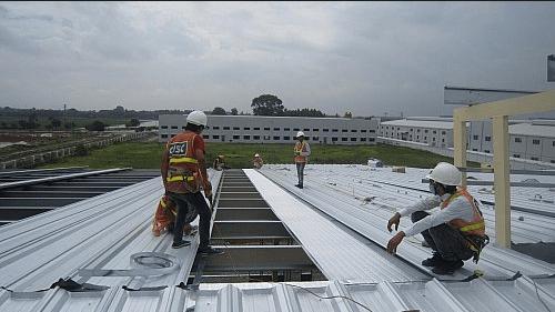 Thợ làm mái tôn - thay lợp mái tôn tại tphcm