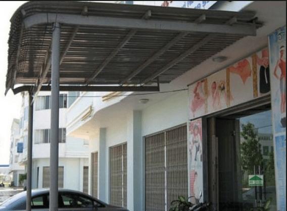 Thợ làm mái tôn tại quận 1