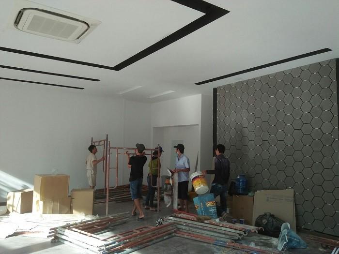 Hạng mục sơn nhà trọn gói, dịch vụ sửa nhà tại TPHCM