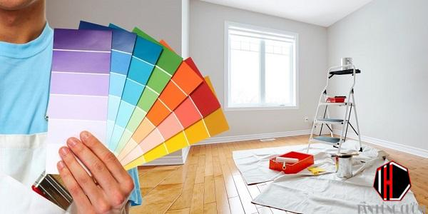 Tư vấn màu sơn đjep nhất