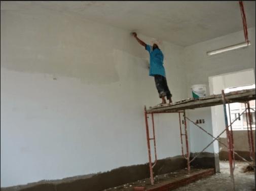 Dịch vụ sơn nhà tại quận 8