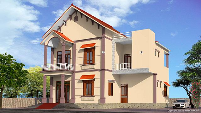 Chúng tôi chuyên nhận sơn nhà tại Quận Tân Bình uy tín, chất lượng nhất