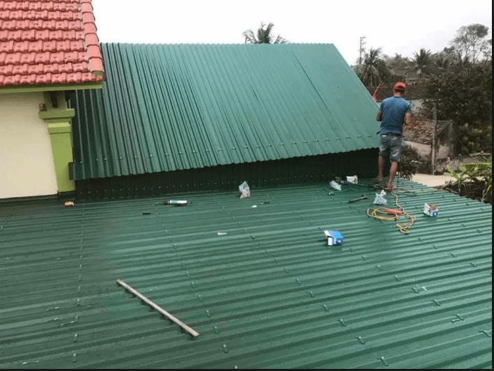 Báo giá làm mái tôn tại quận 11 - Dịch Vụ Sửa Chữa Nhà Tại TPHCM