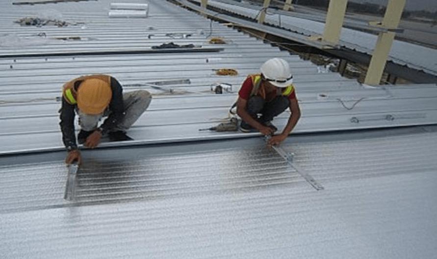 Báo giá làm mái tôn tại quận tân phú