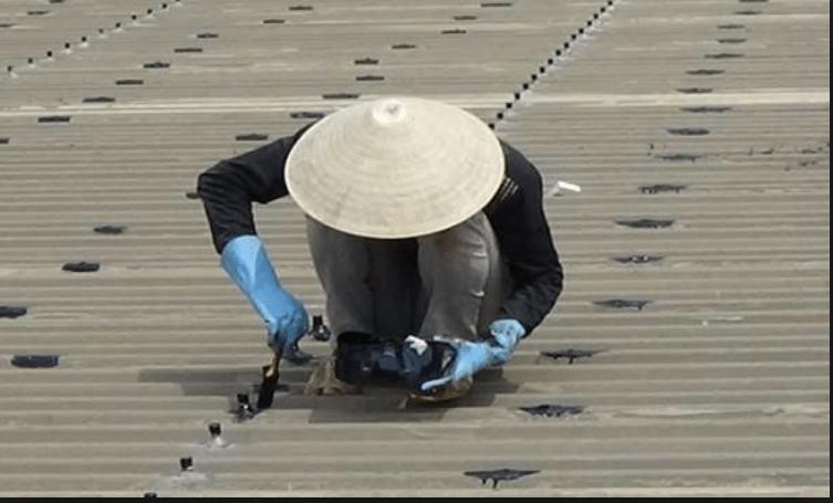 Nhận sửa mái tôn tại quận 6