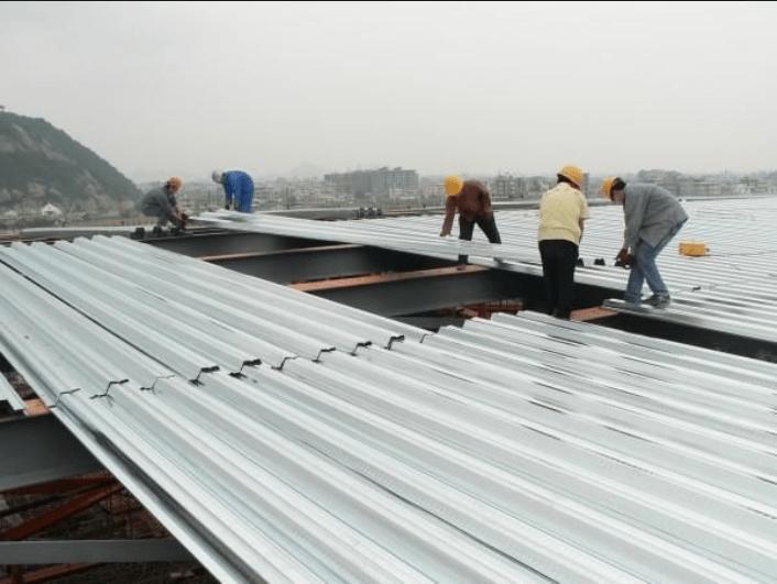 Nhận sửa mái tôn tại quận 8