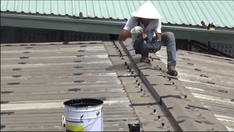 Thợ sửa mái tôn tại quận bình tân