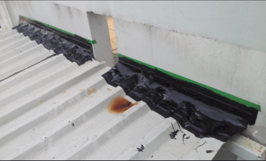 Thi công sửa dột mái tôn tại quận phú nhuận