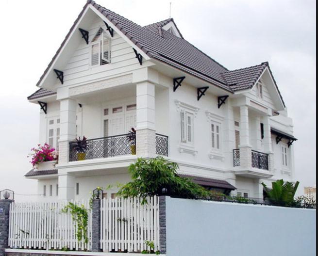 Thợ sơn sửa lại nhà tại quận 6