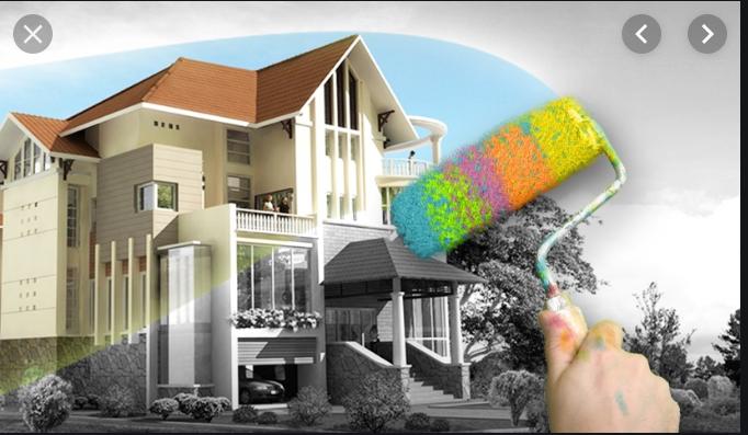 Dịch vụ sơn nhà đẹp tại quận 10