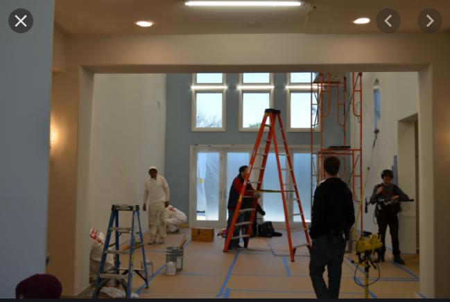 dịch vụ sơn nhà trọn gói giá rẻ tại quận 12