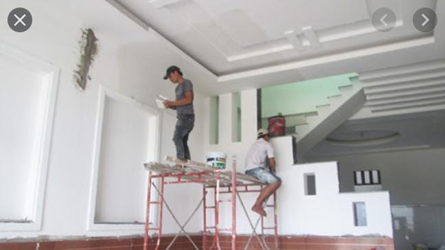 dịch vụ sơn nhà trọn gói giá rẻ tại quận 6