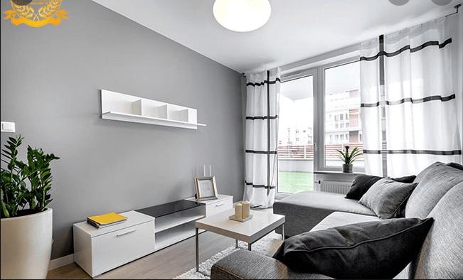 dịch vụ sơn căn hộ chung cư tại quận 12