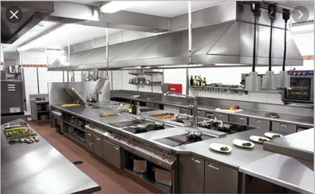 Cải tạo thi công hệ thông bếp nấu