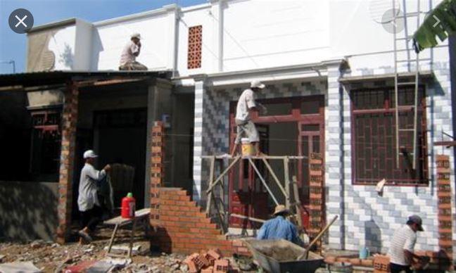 dịch vụ sơn sửa nhà chuyên nghiệp