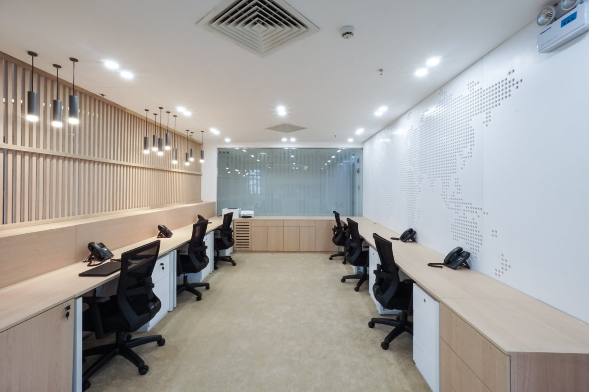 Dịch vụ cải tạo văn phòng tại quận 5