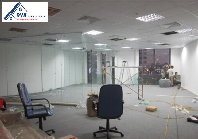 Dịch vụ sửa chữa văn phòng tại TPHCM – Cải tạo Văn phòng giá rẻ