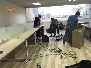 Dịch vụ sửa chữa văn phòng tại quận bình tân