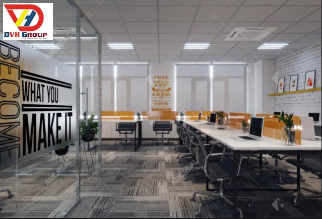 Công ty chuyên thiết kế văn phòng, phân phối thiết bị nội thất văn phòng giá rẻ chất lượng