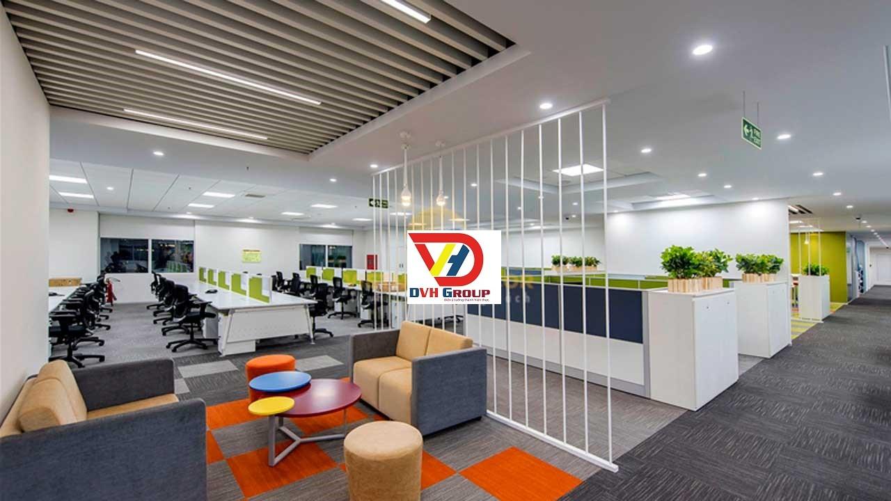 Đơn vị cải tạo mặt bằng văn phòng - Thiết kế văn phòng uy tín chất lượng