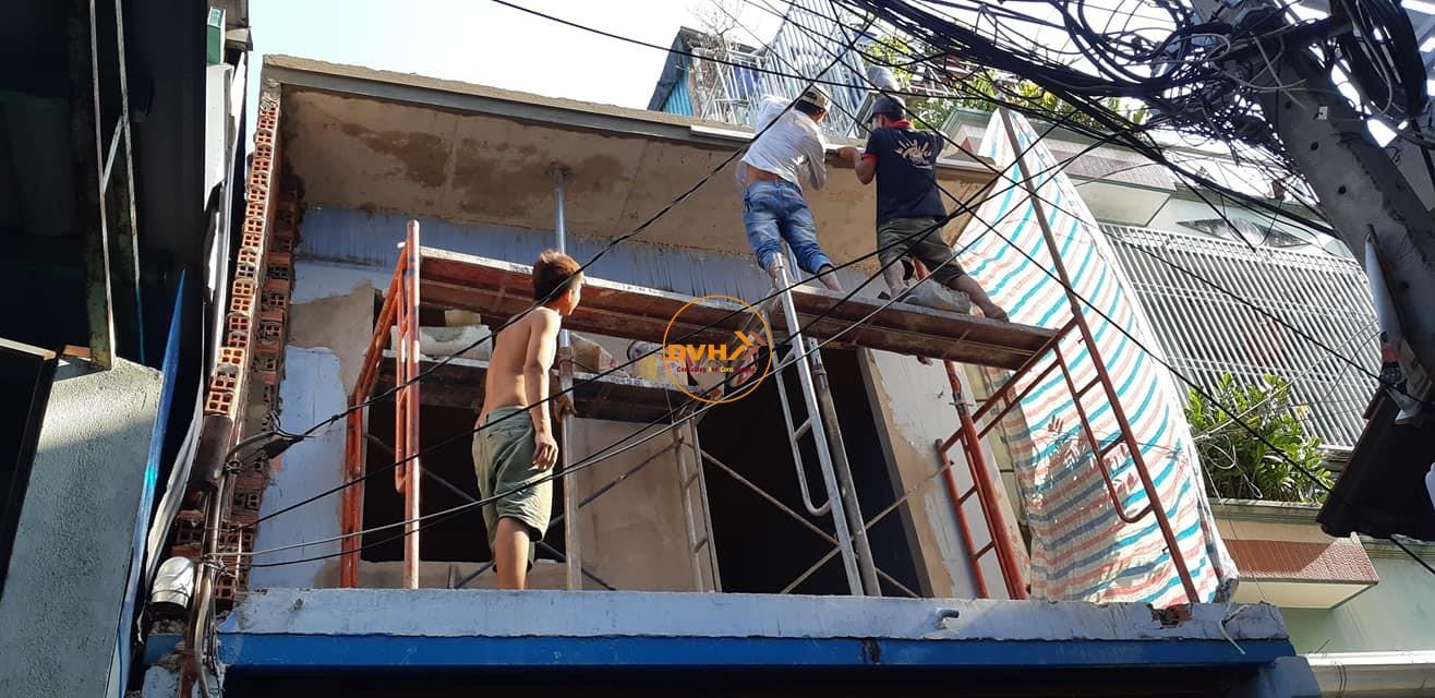 Dịch vụ sửa nhà tại quận 6
