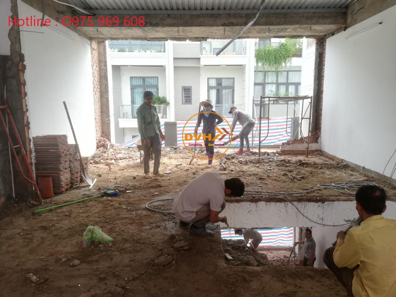 Thi công nâng cấp sàn, sửa chữa thay thế sàn mới , vận chuyện sạch sẽ, thi công chuyên nghiệp