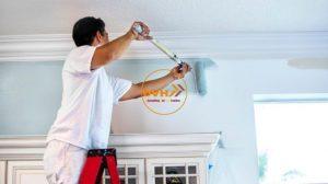 Báo giá dịch vụ sơn nhà giá rẻ