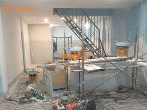 Dịch vụ sơn sửa , cải tạo lại nhà chuyên nghiệp