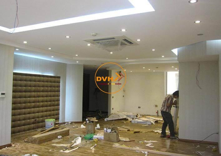 Dịch vụ sơn sửa lại căn hộ chung cư giá rẻ
