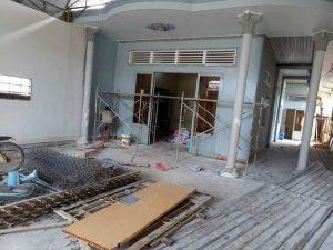 Dịch vụ thợ cải tạo lại nhà, thi công sơn nhà chuyên nghiệp