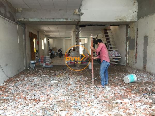 Dịch vụ thay nền gạch sửa chữa nhà trọn gói giá rẻ