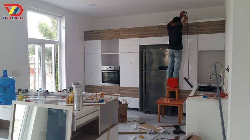 Dịch vụ sửa chữa nội thất nhà ở căn hộ chuyên nghiệp