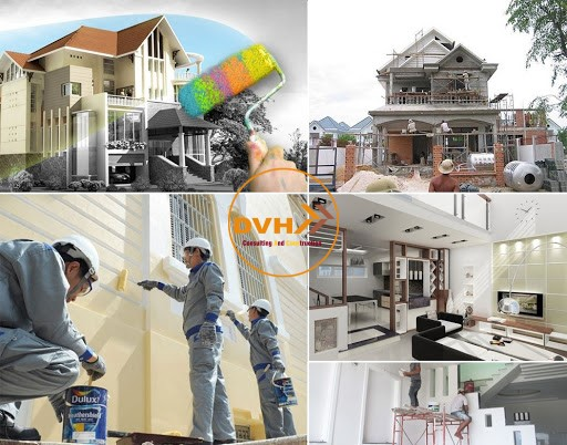 Dịch vụ sơn sửa nhà tại quận 4
