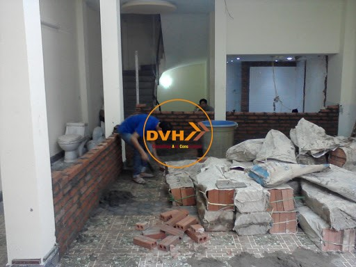 Dịch vụ sửa chữa nhà trọn gói chuyên nghiệp chất lượng số 1 tại tphcm