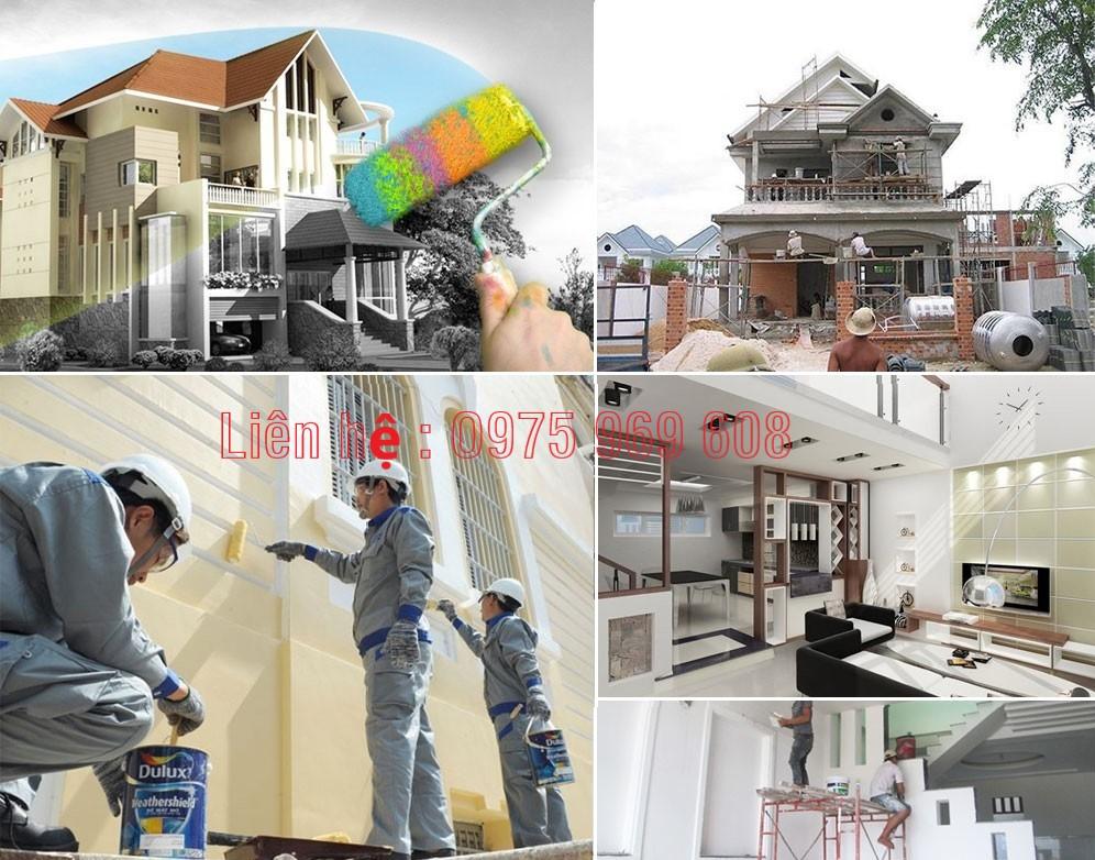 Dịch vụ sửa nhà tại quận 11