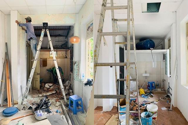 Sửa lại căn hộ chung cư