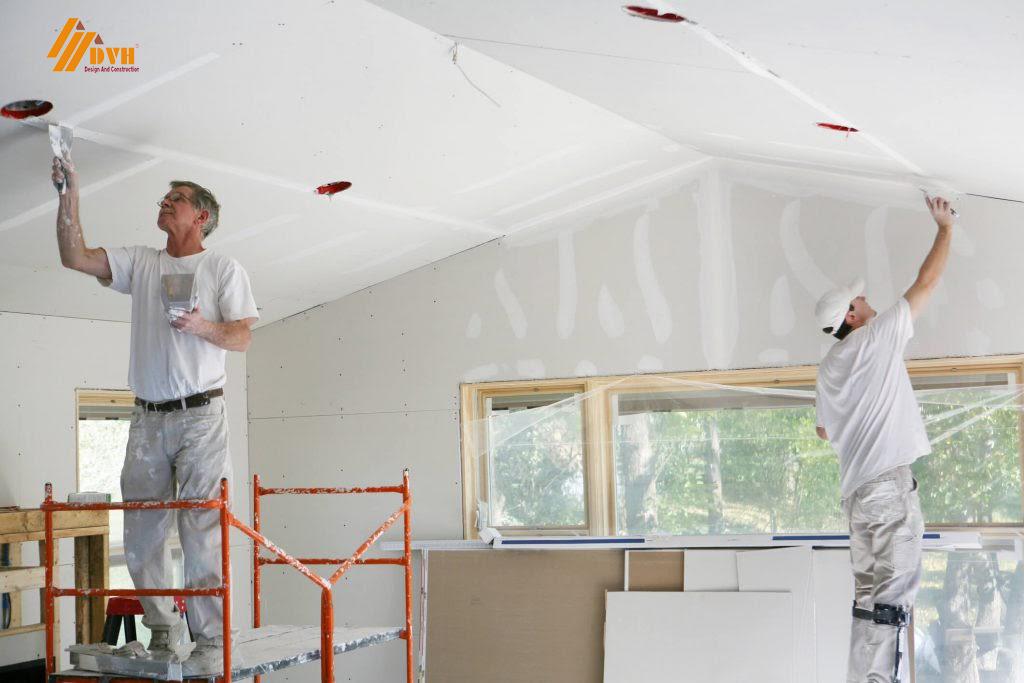 tiêu chí đánh giá một đơn vị thợ sửa chữa nhà tại Tp Dĩ An uy tín