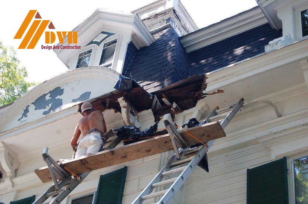 Khác biệt về công ty sửa chữa nhà quận 4 ở VixCons
