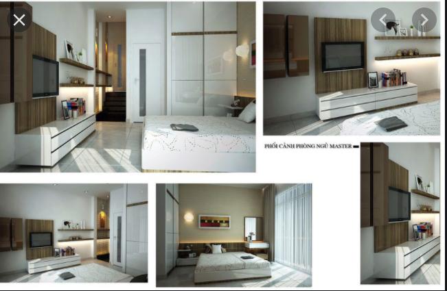 Dịch vụ thiết kế thi công nội thất căn hộ