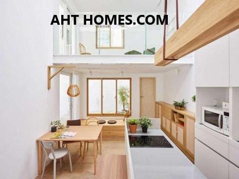 Thiết kế cải tạo lại căn hộ