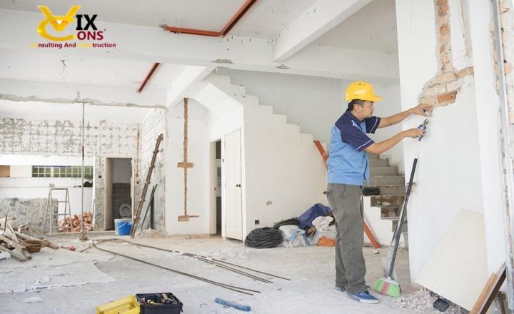 Dịch vụ sửa nhà tại quận 12