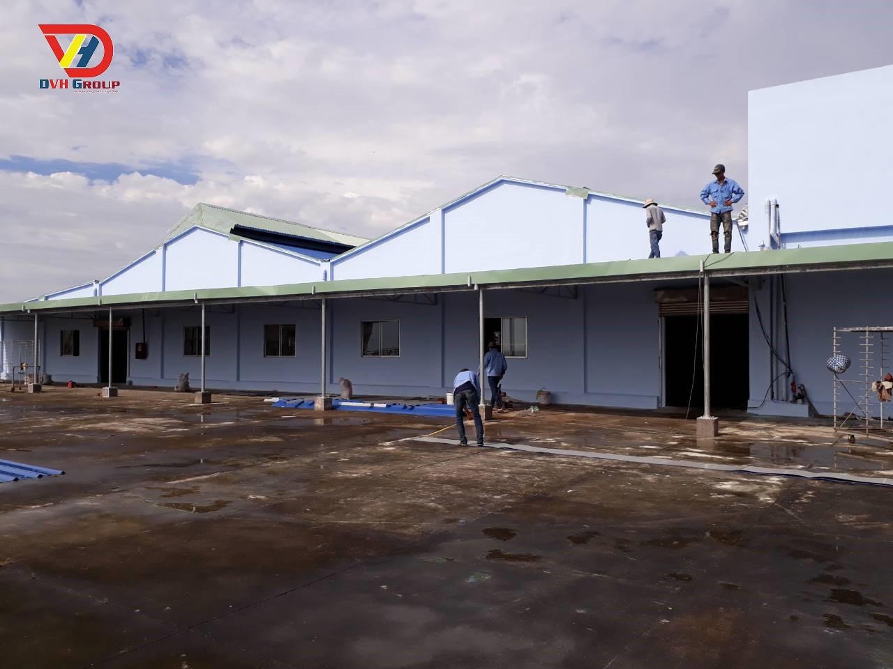 Dịch vụ sửa chữa nhà xưởng tại TPHCM