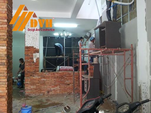 Quy trình khi thiết kế thi công nội thất của công ty sửa chữa nhà quận 7